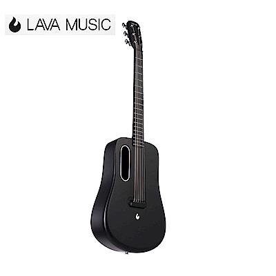 [無卡分期-12期] LAVA ME 2 Acoustic 民謠吉他 酷炫黑色款