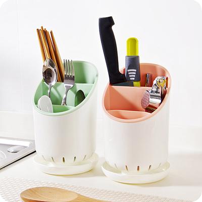 【iRoom優倍適】日系刀鏟勺筷餐具瀝水架(2入組)