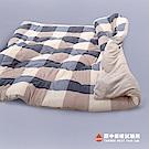 田中保暖試驗所 英式格紋 雙面法蘭絨暖暖 毯被 輕柔蓬鬆 冬季限定鋪棉款 寒流必備