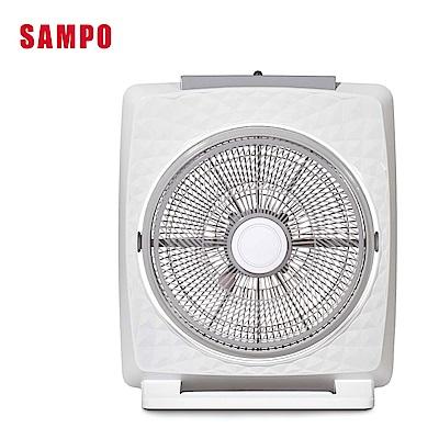 SAMPO 聲寶 14吋ECO節能DC箱扇 SK-FB14BDR
