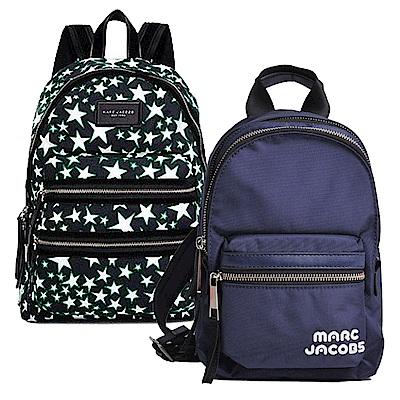[時時樂]MARC JACOBS專櫃最新尼龍後背包-多款可選