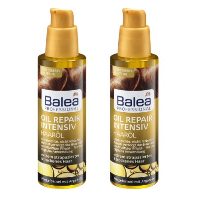 Balea芭樂雅 摩洛哥堅果護髮油(密集修護) 100ml 雙瓶組
