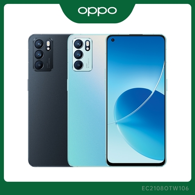 OPPO Reno6 (8G/128G) 6.43吋八核心 智慧型5G手機