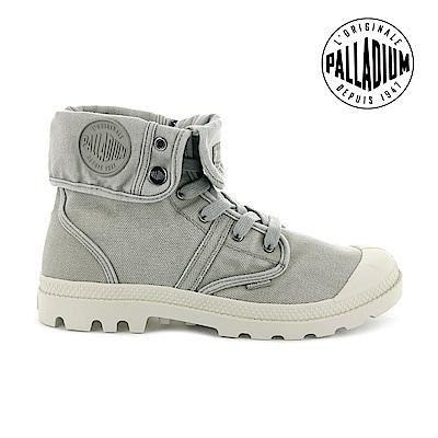 Palladium PALLABROUSE BAGGY帆布靴-男-灰綠