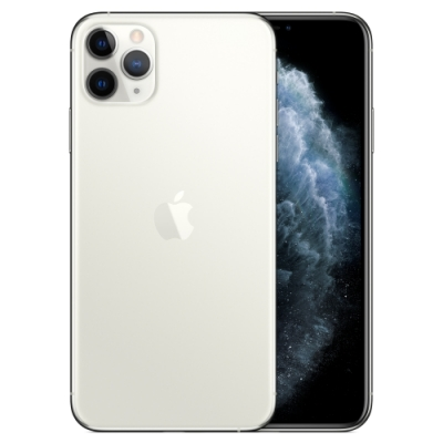 降3000福利機 iPhone 11 Pro Max 256G 6.5 銀色 MWHK2