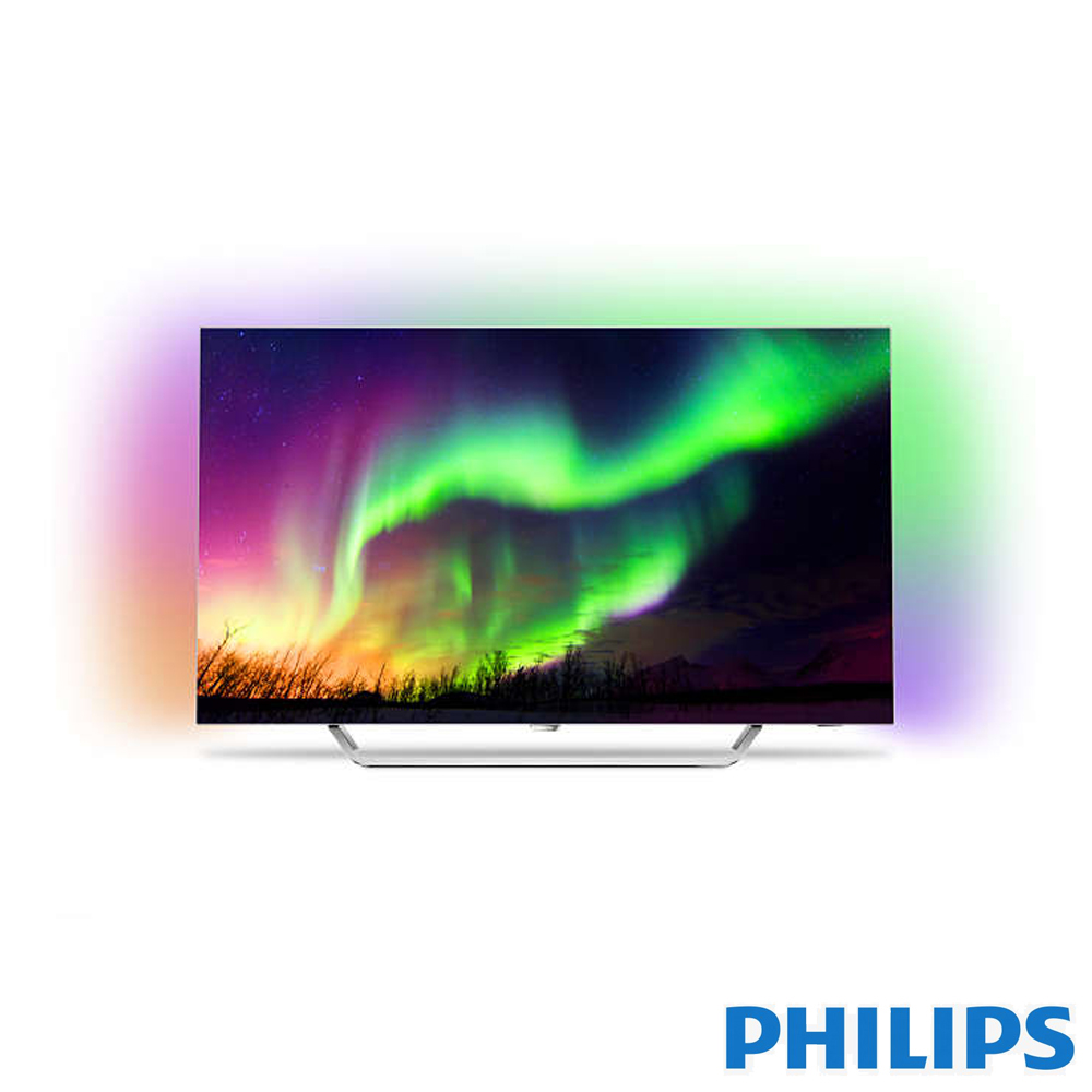 PHILIPS飛利浦 65型4K OLED液晶顯示器 65OLED873