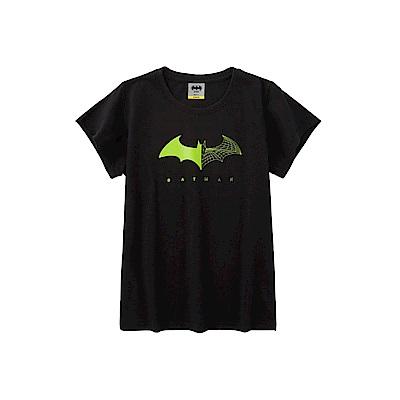 CACO-MIT 蝙蝠透視短T-情侶款-女【TDC006】