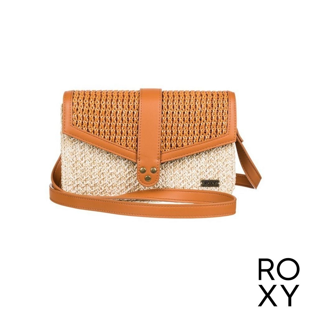 【ROXY】ALOHA VIBES 側背包 米黃