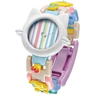 任選 MIX WATCH手錶 可愛手錶製作組 粉彩派對版 MA51562 MegaHouse 公司貨