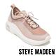 STEVE MADDEN-PAVEL 運動風 綁帶氣墊休閒鞋-粉色 product thumbnail 1
