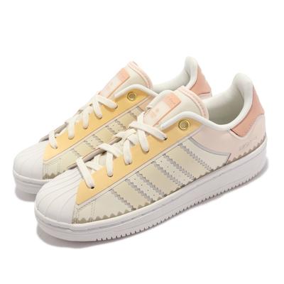 adidas 休閒鞋 Superstar OT Tech 女鞋 愛迪達 經典款 貝殼頭 色系拼接 穿搭 卡其 白 H05638
