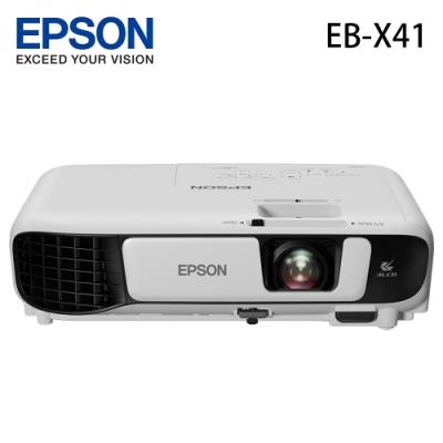 福利品 - EPSON EB-X41 亮彩商用投影機