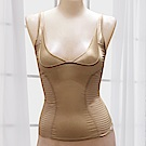 BVD Ladies PERFECT SLIM系列 胸部UP升級版塑身衣(膚色)