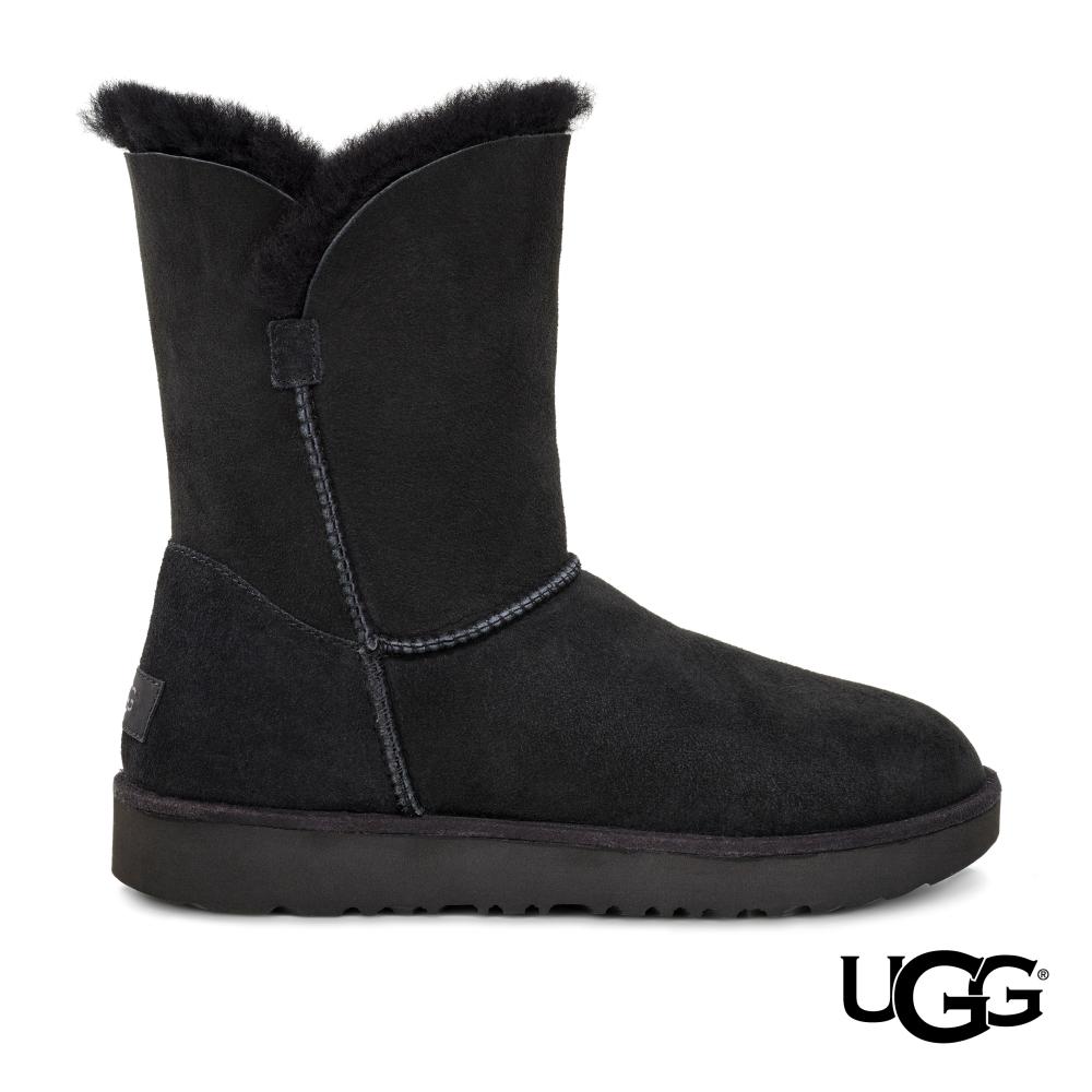 UGG短靴 經典Cuff短靴 可反摺造型羊毛雪靴 product image 1