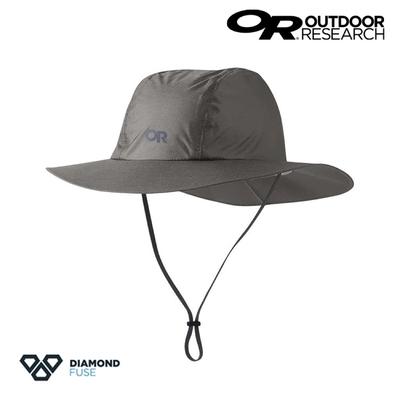 Outdoor Research Pertex輕量防水透氣圓盤帽 279927 【鐵灰色】