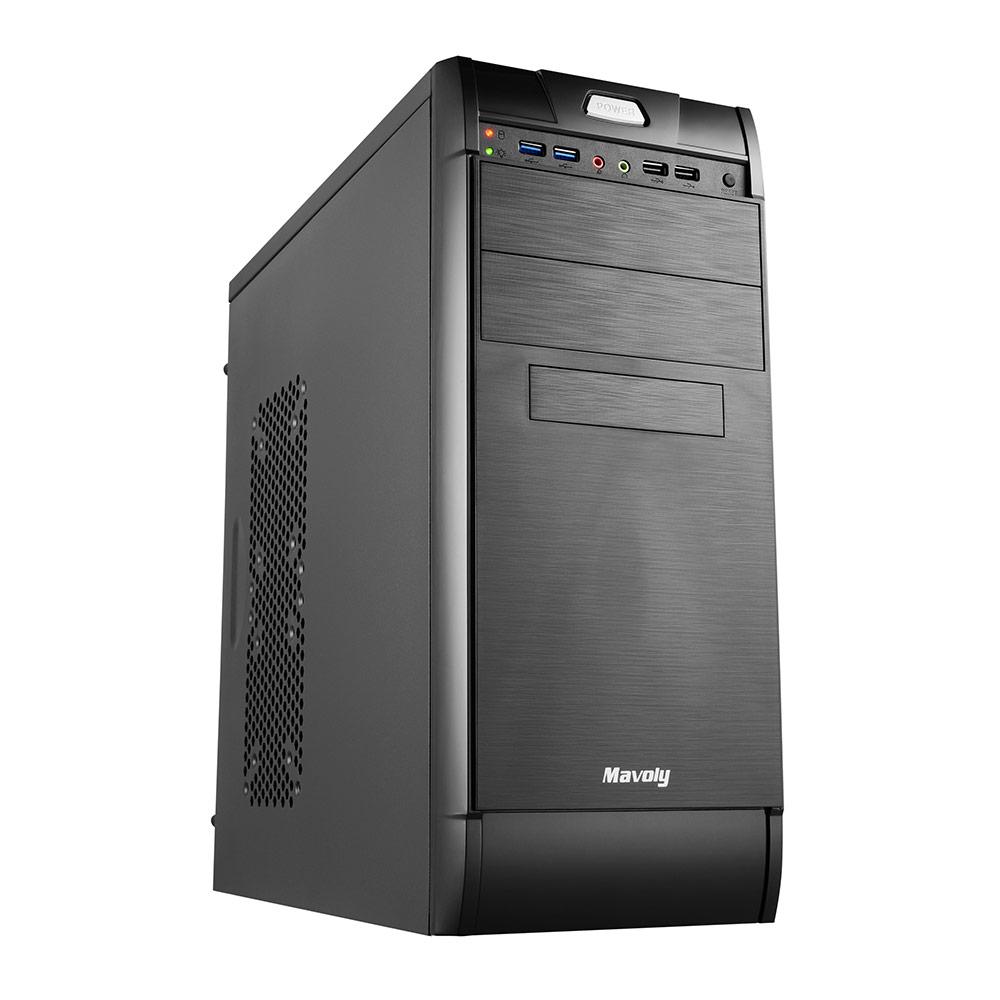 [福利品]技嘉H81平台[狂龍騎兵]i5四核效能電腦