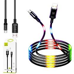 USAMS for Micro USB 抖音款聲控舞動傳輸充電線