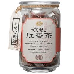 曼寧 玫瑰紅棗茶(3gx20入)