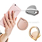 水滴造型金屬防摔指環扣 360度旋轉 手機支架