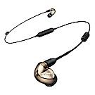SHURE SE535-V+BT1線控+藍牙 金銅色 三單體 監聽級 可換線 入耳式耳機