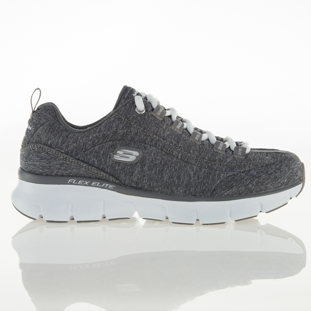 SKECHERS 女運動SYNERGY3.0寬楦-13262WGRY