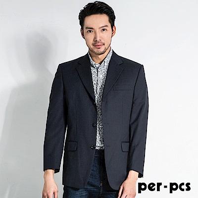 per-pcs 商務休閒羊毛西裝外套_(807507)