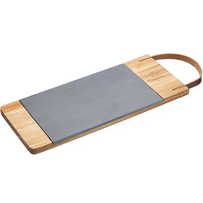 《Master》磐石輕食盤+木托盤
