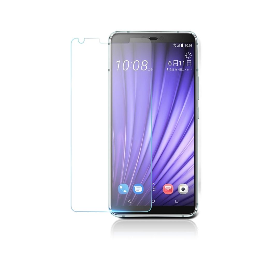 【鐵鈽釤鋼化膜】HTC Desire Eye高清透玻璃保護貼