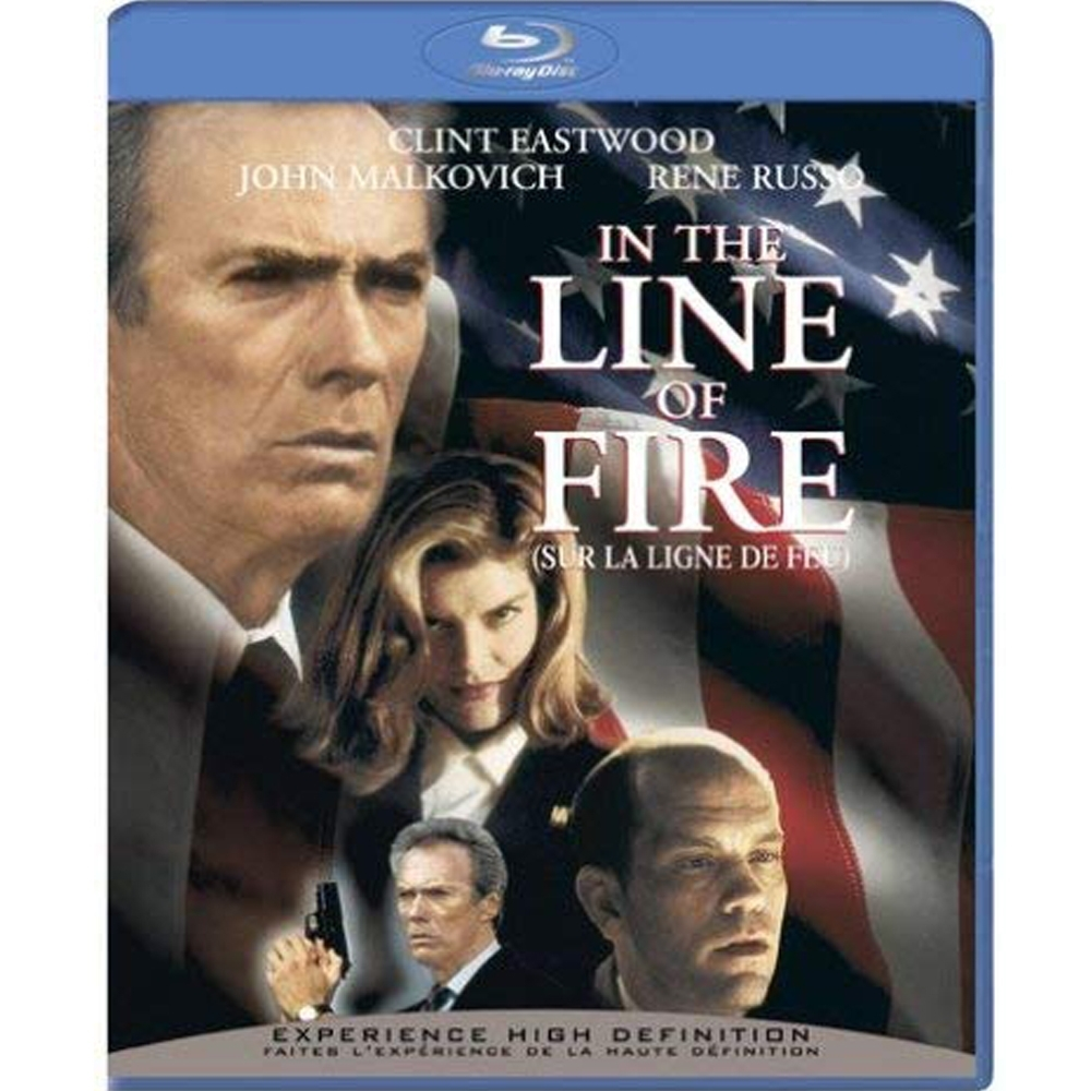 火線大行動 In The Line Of Fire  藍光 BD product image 1