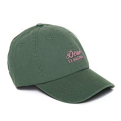 Deus Ex Machina Logo刺繡棒球帽