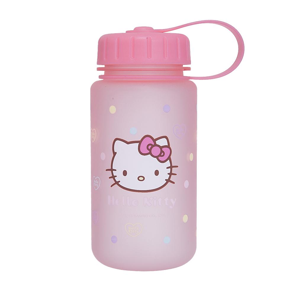 IMPACT KITTY點點寬口水杯(350ML)-粉紅IMKTE01PK