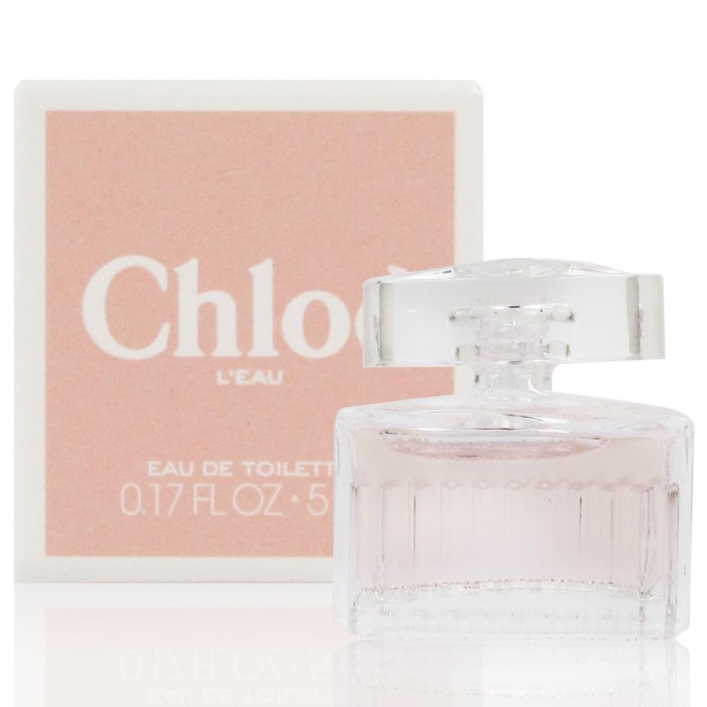 Chloe 粉漾玫瑰女性淡香水5ml