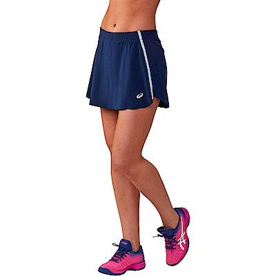 ASICS 亞瑟士 女網球褲裙 154414-400