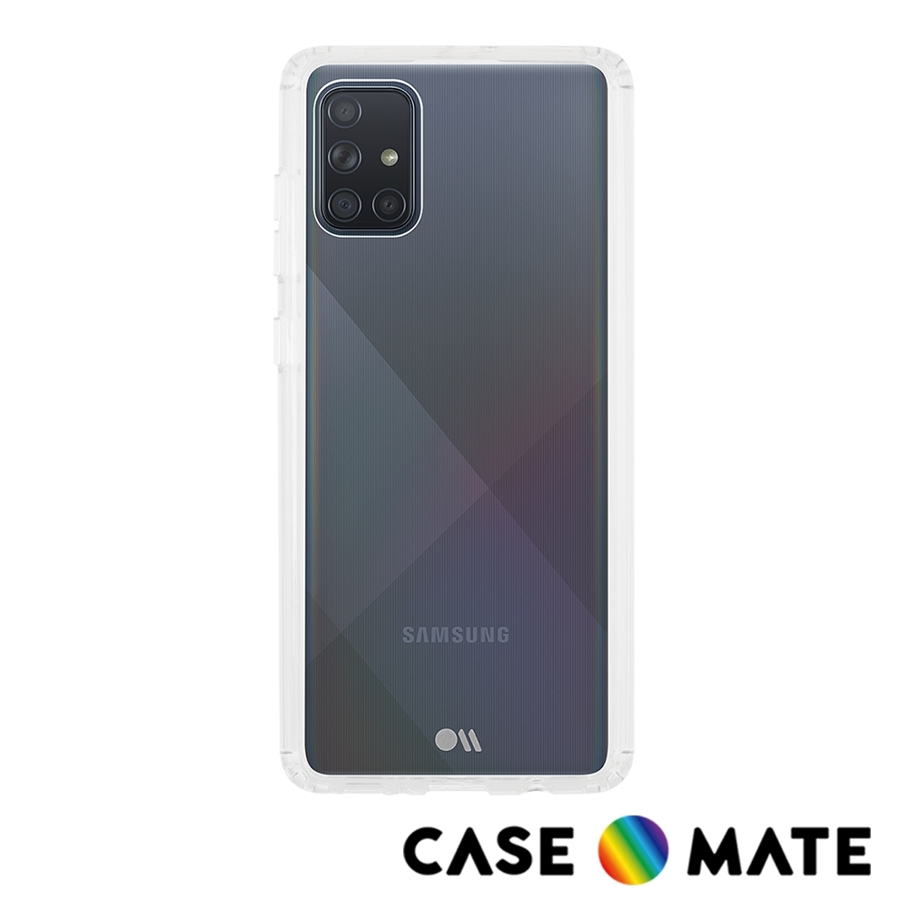 美國 Case●Mate Samsung Galaxy A71 (5G) Tough 強悍防摔手機殼 - 透明