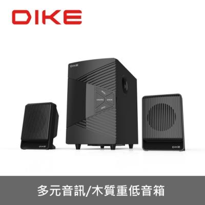DIKE 多媒體藍牙2.1聲道喇叭 DSM302BK
