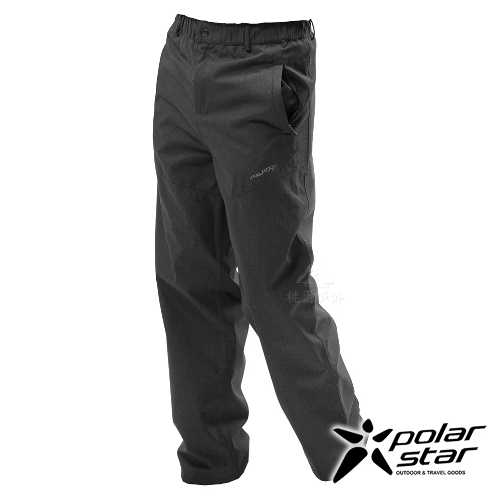PolarStar 中性 防水保暖長褲『暗灰』P18411