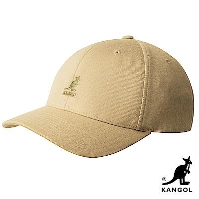 KANGOL棒球帽-米色