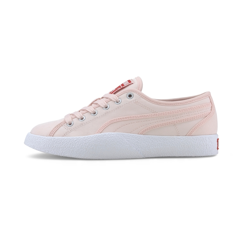 【PUMA官方旗艦】Love Canvas Wn's 網球休閒鞋 女性 37241103