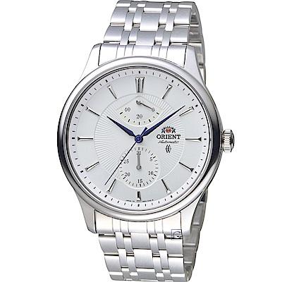 ORIENT東方錶經典動力儲存機械錶(SFM02002W)