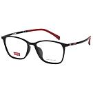 Levi's 光學眼鏡 (黑色)LV7001F