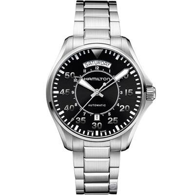 Hamilton Khaki Aviation 航空軍用飛行機械錶(H64615135)