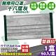 涔宇 醫療口罩(雙鋼印)(撞色系列)-十八度灰(50入/盒) product thumbnail 1