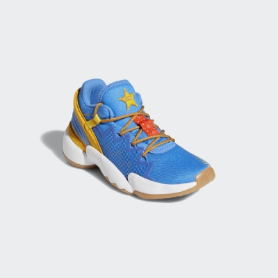adidas TOY STORY X D.O.N. ISSUE #2 籃球鞋 男童/女童 FX1595