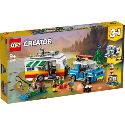 樂高LEGO 創意大師系列 - LT31108 家庭假期露營車