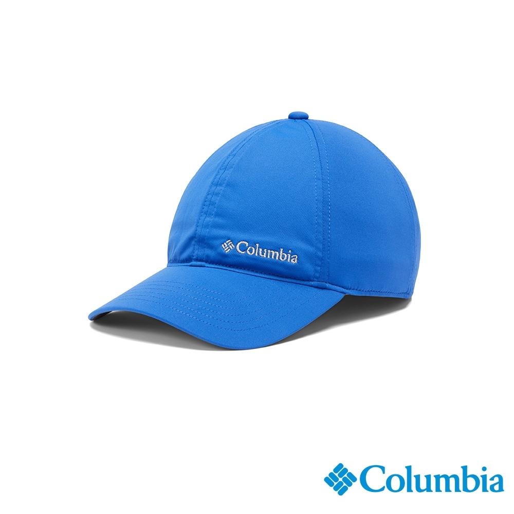 Columbia 哥倫比亞 中性 - UPF50 冰紗快排棒球帽-藍色 UCU01260BL