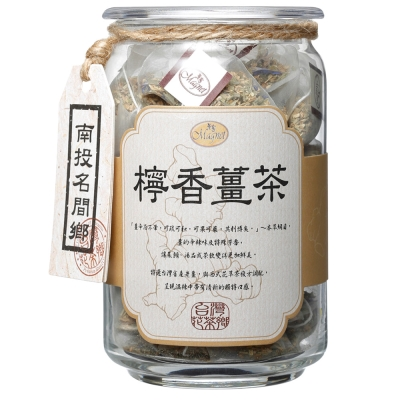 曼寧 檸香薑茶(3gx20入)