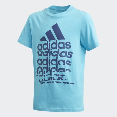 adidas 短袖上衣 男童/女童 GE1211