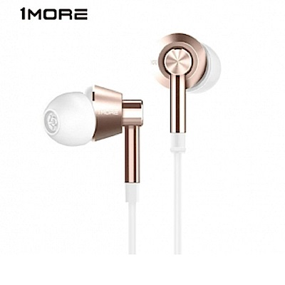 1MORE 好聲音入耳式耳機-金/1M301-GD