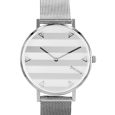 PICONO Re Time 系列鏡面快拆式不鏽鋼女錶手錶 / RM-8701