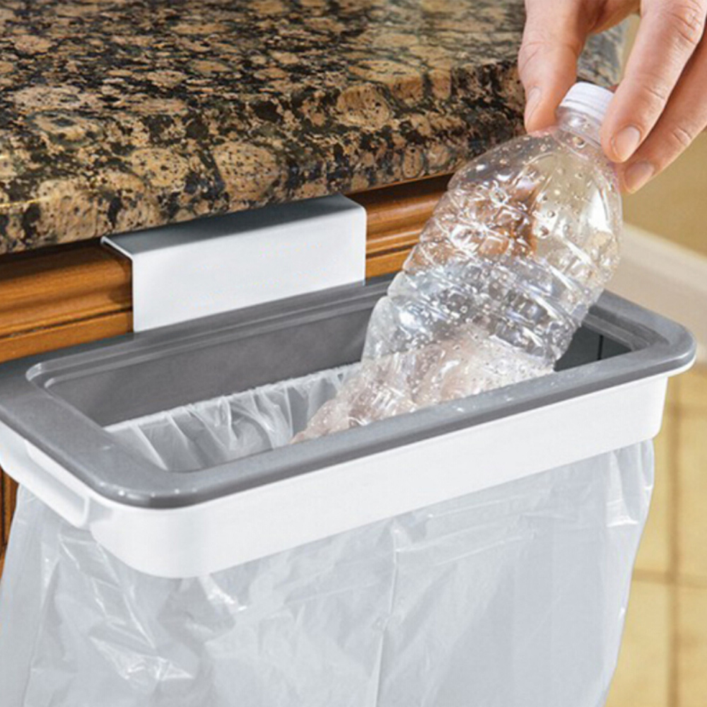 【E.dot】超實用桌邊收納垃圾桶